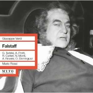 Falstaff: Verdi, Taddei, Protti, Monti, Rossi: Music