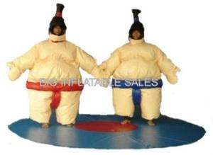 Inflatable SUMO Wrestling Suits (2) bouncehouse
