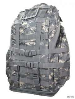 Day Backpack Digital Camo Military Special Forces Swat Police