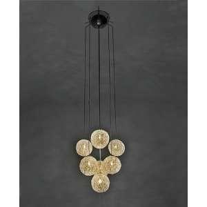 Sweet light multi pendant 13 light by Catellani & Smith