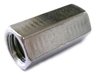 Stainless Steel Rod Coupling Nut 1/4 20