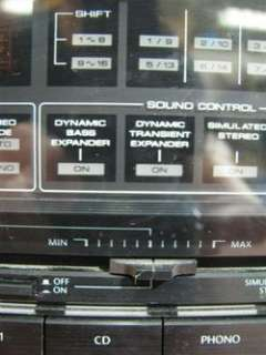 Integra Computer Controlled Tuner Amplifier TX 108 Super Clean