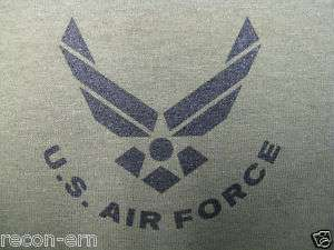 AIR FORCE T SHIRT/ FRONT ONLY