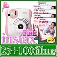 Fuji Instax Mini Polaroid Camera Bag for Mini 7s/7