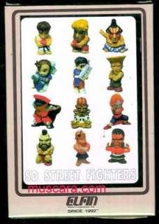 Street Fighter Soft Vinyl Kit PVC   VEGA BISON KEN SD