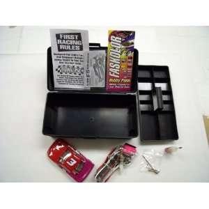 Parma   Flexi 5 Slot Car Starter Set w/Turbo (Slot Cars) Toys & Games