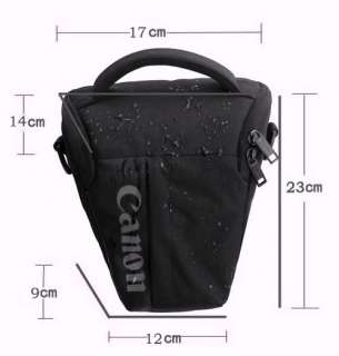 Waterproof shockproof Camera Case Bag for Canon EOS 1100D 600D 550D