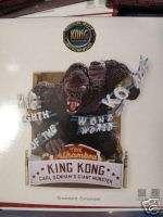 KING KONG CARLTON CARDS ORNAMENT 2007