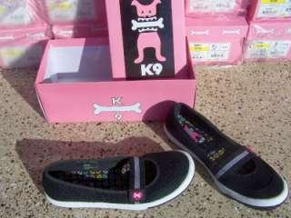 K9 Rocket Dog Shoes size 13 girls Darcy Black Rocketdog new