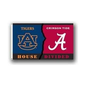 Alabama Crimson Tide UA NCAA 3Ft X 5Ft Rivalry Flag