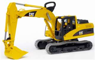 New Bruder Toys CAT Caterpillar Excavator # 02439