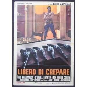 1972) Italian Style A  (Fred Williamson)(DUrville Martin)(Don Pedro