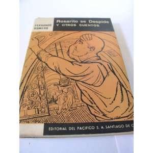 Rosarito se Despide y otros cuentos Fernando Romero Books