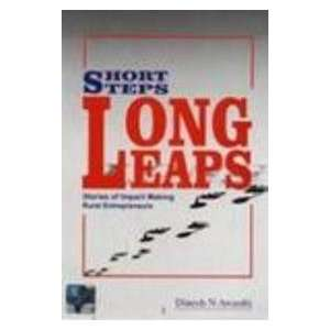 Short steps long leaps: Stories of impact making rural