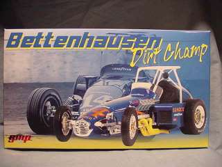 GARY BETTENHAUSEN #14 SUNOCO VINTAGE DIRT CHAMP CAR GMP