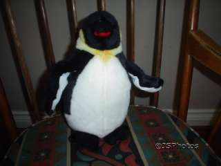 Douglas Cuddle Toys Penguin Stuffed Plush 12 inch