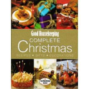 Good Housekeeping Complete Christmas Hb (9780091852610
