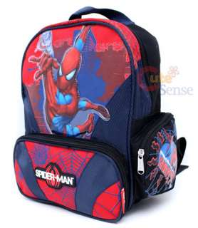 Marvel Spider Sense Spider Man School Backpack 12 M  Web Slinger