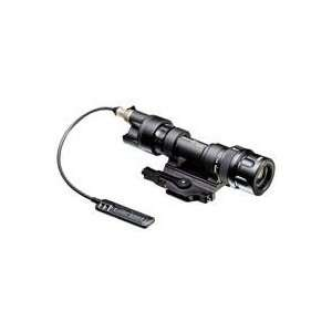 Carbines & SMGs with a Picatinny Rail, 100 Lumens, Black Electronics