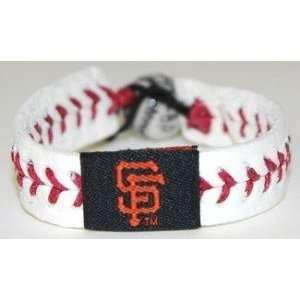 San Francisco Giants Classic Baseball Bracelet Sports