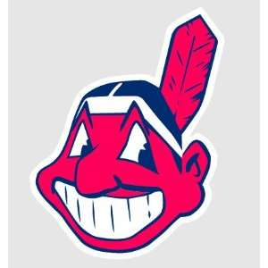CLEVELAND INDIANS Logo 8 vinyl decal car truck sticker