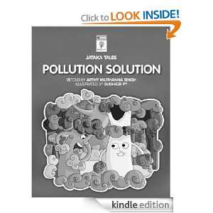 Pollution Solution: Arthy Muthanna Singh:  Kindle Store