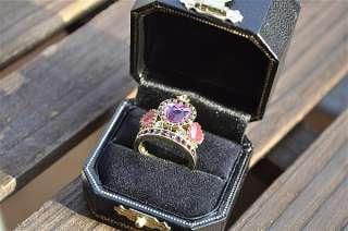 ri534 Princess crown BJ ring Fashion jewelry for xmas girls gift