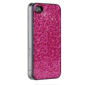 Case Mate Bling Case Cover for Apple iPhone 4   Pink