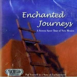 Enchanted  New Mexico Screen Saver Software