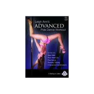 BeSpun Leigh Ann Orsi Pole Dance Advanced DVD: Movies & TV