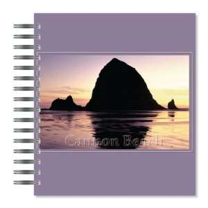 ECOeverywhere Haystack Rock Picture Photo Album, 18 Pages