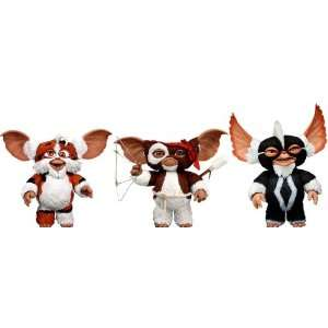 Neca Gremlins Mogwais Series 2 Set of 3 7 Action Figures
