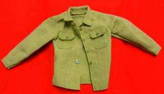 SOLDIER STORY DID AIRBORNE RANGER SHIRT . 1/6TH D DAY