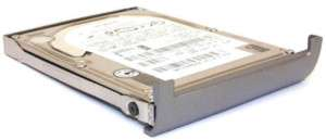 40GB IDE Hard Drive & Caddy Dell Latitude D610 Laptop 51858094