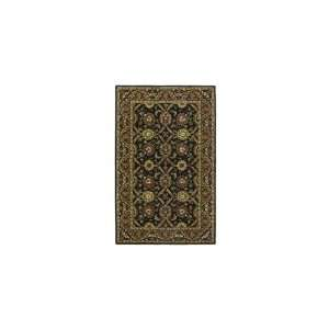 St. Croix Trading Morris Home Area Rug, Black