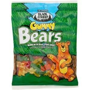 Black Forest Gummy Bears, 12oz Bag  Grocery & Gourmet Food