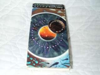 PINK FLOYD PULSE LIVE IN CONCERT VHS DAVID GILMOUR 074645012131