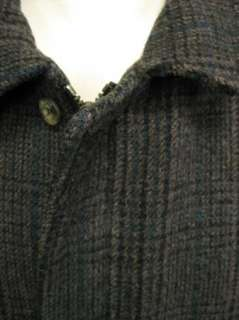 Vintage Pendleton Wool Check Pure New Wool Mens Thinsulate Bomber