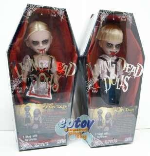 Mezco Living Dead Dolls Scary Tales Vol.3 Hansel and Gretel Action