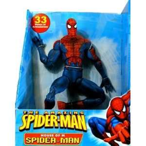 The Amazing Spider Man House of M Spider Man Toys & Games