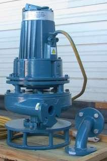 SVEDALA ROBOT RV4020 Heavy Duty Slurry Submersible Pump