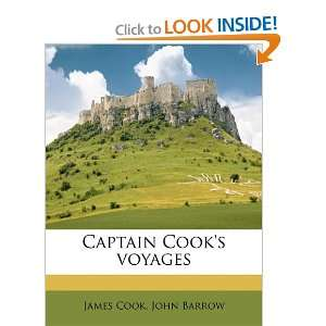 Captain Cooks voyages (9781178023879) James Cook, John Barrow Books