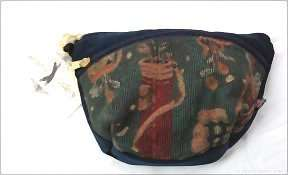 Golf Golfers Gallery Dlx Tapestry Eye Glass Bag Navy