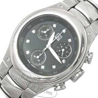 ESQ E5262 BY MOVADO CHRONOGRAPH MANS SWISS WATCH