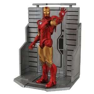 Diamond Select Toys Marvel Select Avengers Movie Iron