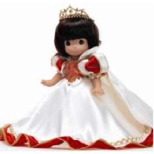 Precious Moments Disney Enchanted Snow White Doll 5328