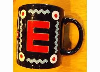 VTG. WAECHTERSBACH W. Germany Spain Red Heart, E Mugs 2PCS.