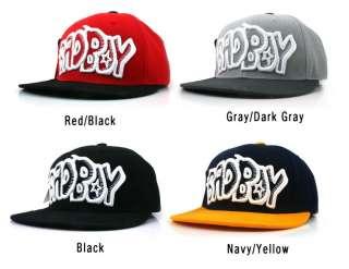 NEW Bad Boy Good Girl Hat Hiphop Cap Adjustable Snapback BIGBANG G