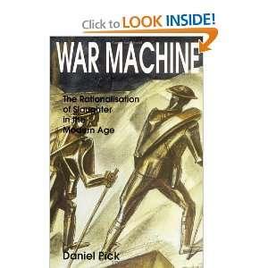 of Slaughter in the Modern Age (9780300067194) Mr. Daniel Pick Books