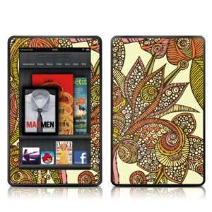 Dina Design Protective Decal Skin Sticker for  Kindle Fire (7